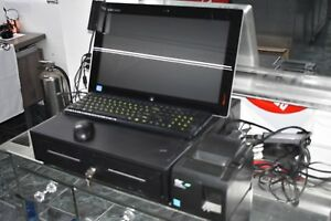 Lenovo Ideacentere Pos Register And Card Reader