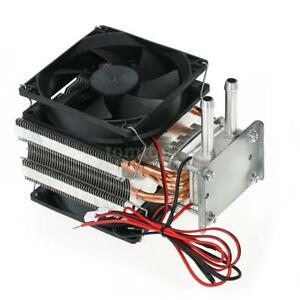 12v 180w Diy Electronic Cooler Radiator Refrigeration Semiconductor Cooling S6t7