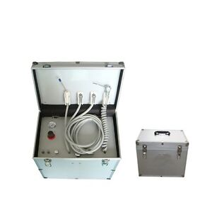 Dental Delivery Unit Three 3 Way Syringe Suction System Medical Supply Equipment