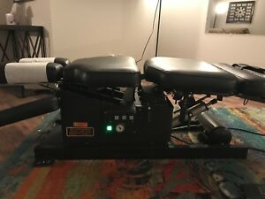 Chiropractic Adjusting Table Massage Table local Pickup Only