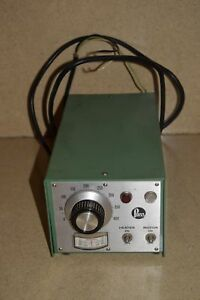 Parr Model 4831 Temperature Controller For Pressure Reactor