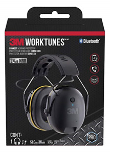 3m Worktunes Noise Canceling Bluetooth Wireless Stero Headphones Free Shipping