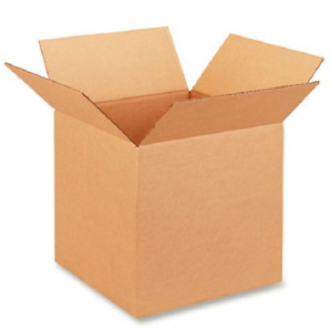 100 12x12x12 Cardboard Paper Boxes Mailing Packing Shipping Box Corrugated