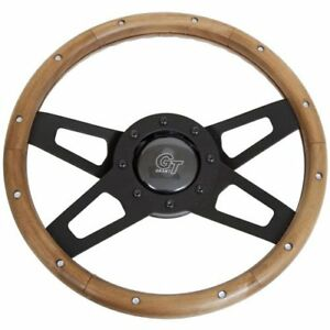 Grant 404 Wood Challenger Steering Wheels