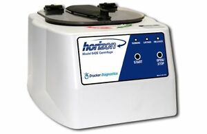 New Drucker 642e Compact Single Speed Horizontal Centrifuge 599 95