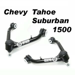 00 06 Chevy Tahoe Suburban 1500 Upper Control Arm Kit 2 4 Lift Freedom Off Road
