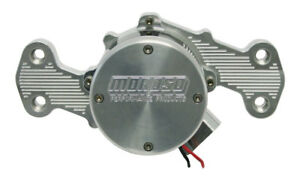 Moroso 63557 High Flow Electric Water Pump Small Block Chevy