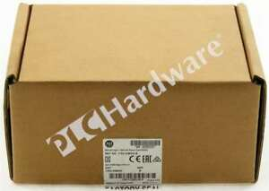 New Allen Bradley 1764 24bwa b 2016 Micrologix 1500 Base Unit 120v 12 in 12 out