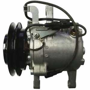 Air Conditioning Compressor W clutch Nippondenso Denso Kubota M8540 M8540