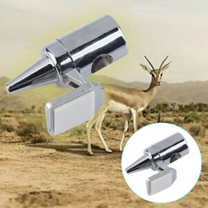 1 Pair Ultrasonic Deer Alert Animal Warning Whistle Car Safety Warning Alarm