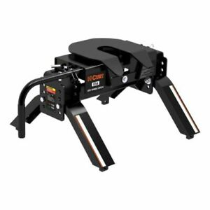 Curt 16115 E16 5th Wheel Hitch With 16 000 Capacity