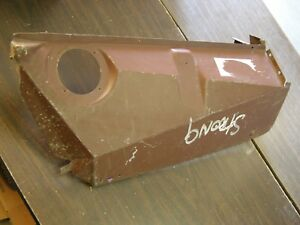 Nos Oem Ford 1963 1964 Fairlane Station Wagon Floor Pan To Quarter Panel Metal