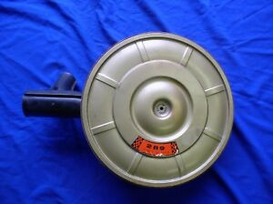 1964 1965 1967 Ford Mustang Galaxie Failane 260 289 Original Air Cleaner Gold