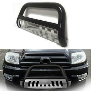 Superior Stainless Steel Front Bumper Bull Bar Guard For 2005 15 Toyota Tacoma