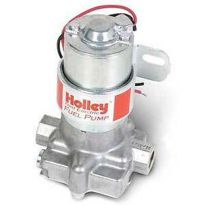 Holley 12 801 1 Red 97 Gph Electric Fuel Pump
