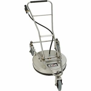 Northstar Pressure Washer Surface Cleaner 20in Dia 4500 Psi 6 Gpm
