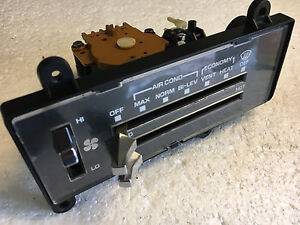 Rblt 83 87 Chevy Gmc Truck A C Heater Control New Lens Blazer Pickup Climate 86