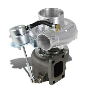Fit Gt2860 Gt28rs T25 Water oil Dual Ball Bearing Turbo turbocharger Wastegate