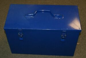 New Tool Box Metal Storage Bin