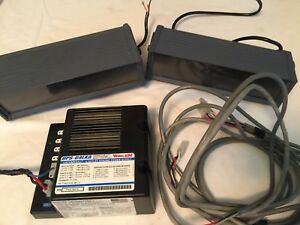 Lot Of 2 pse Arrowstik Strobes Whelen Strobe Power Supply Harness Untested