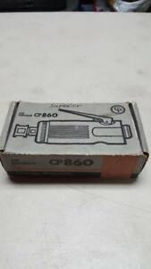 Mint Nos Chicago Pneumatic Air Die Grinder 1 4 Complete In Box