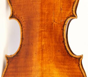 Original Amati 168 4 4 Violin Violon Cello Bratsche Old Italian