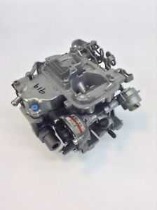 Rochester Varajet Carburetor 1984 1986 Amc Jeep 2 8l Engine