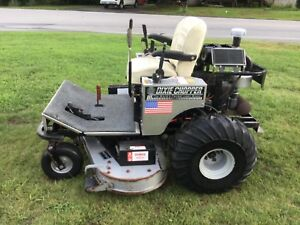 Xw2300 Quad Loop Dixie Chopper Zero Turn Mower 853 Hours