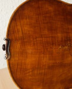 Very Old Labelled Vintage Violin Gia Bapt Grancino Geige