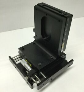 Parker Daedal 802 6202c Linear 3 axis Xyz Positioner Stage 1 x1 x1 Travel 5x5