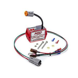 Msd Ignition 8727ct Hei Digital Rev Limiter Soft touch