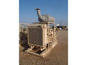 Cat G3406 Na Natural Gas Generator 2010 3 534 Hours