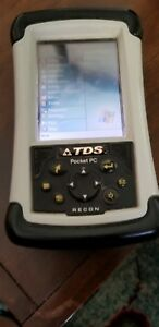 Trimble Tds Recon 400mhz Data Collector Pocketpc Gray no Battery Tested