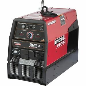 Lincoln Electric Ranger 305 G Multiprocess Welder generator 9500w
