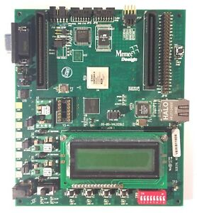 Memec Design Xilinx Ds db v4lx25lc Virtex 4 Fpga