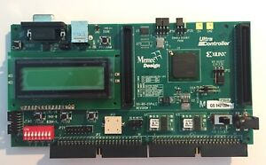 Memec Design Ds bd 2vpxlc Xilinx Virtex 11 Fpga