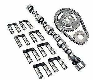 Comp Cams Sk12 464 8 Xfi Hydraulic Roller Camshaft Small Kit Small Block Chevy 2