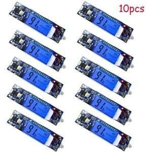 10pcs Mobile Power Bank Charger Board Module Lcd Display Usb 5v 2 1a Input Lot