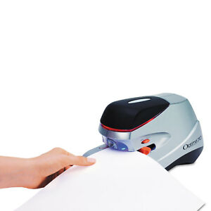 Swingline Optima 70 Electric Stapler Full Strip 70 sheet Capacity Silver