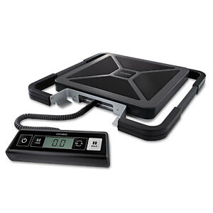 Dymo By Pelouze S100 Portable Digital Usb Shipping Scale 100 Lb