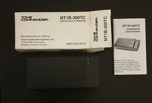 Tone Commander Nt1b 300tc Isdn Network Termination Adapter New In Box