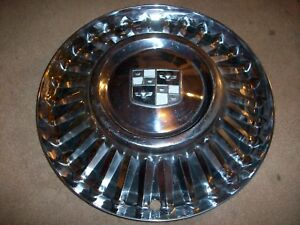 1957 1958 Studebaker Golden Hawk 15 Hubcap Wheel Cover 57 58 Very Rare
