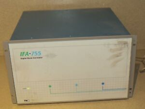 Tsi Digital Burst Correlator Model Ifa 755 Ifa755