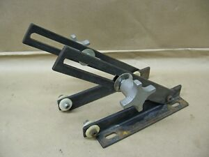 Delta Model 31 382 Edge Sander Parts Tilting Table Support Brackets