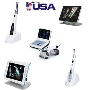Dental Root Canal Treatment Endodontic Micromotor Treatment Endomotor Handpiece