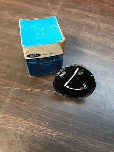 1967 68 Mercury Cougar Tach Dash Temperature Gauge Nos Ford 818