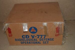 Victoreen Model 1a Cdv 715 Radiation Detector Charger Lot Of 3 c1