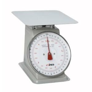 Winco Scal 810 10 Lb X 1 Oz Mechanical Scale