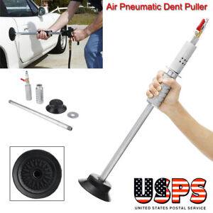 Air Pneumatic Dent Puller Car Auto Body Repair Suction Cup Slide Tool Hammer Kit