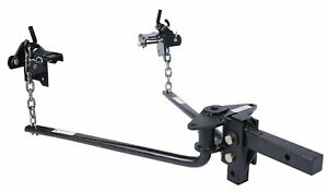 31425 Husky Towing Trunnion Bar Weight Distribution Hitch With14 000lb Gtw